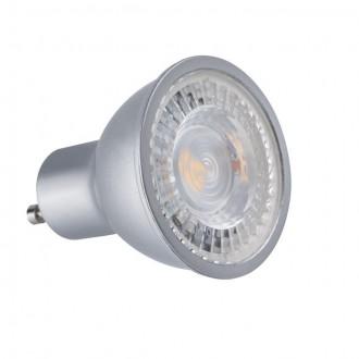 KANLUX 24661 | GU10 7,5W -> 45W Kanlux spot LED svetelný zdroj DIM. 550lm 4000K regulovateľná intenzita svetla 120°