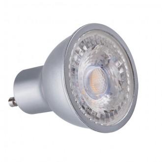 KANLUX 24673 | GU10 7W -> 45W Kanlux spot LED svetelný zdroj SMD 560lm 2700K 60°