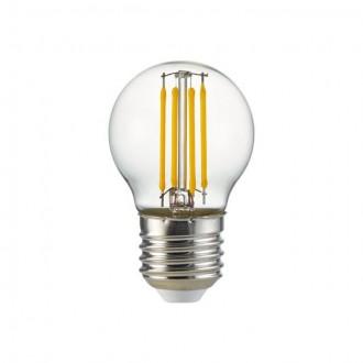KANLUX 25410 | E27 4W -> 35W Kanlux malá guľa P45 LED svetelný zdroj filament 400lm 2700K 360°