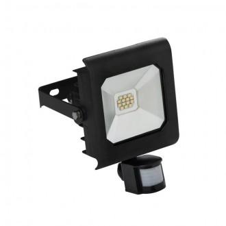 KANLUX 25701   Antra Kanlux svetlomet svietidlo obdĺžnik pohybový senzor, svetelný senzor - súmrakový spínač otočné prvky 1x LED 750lm 4000K IP65 čierna