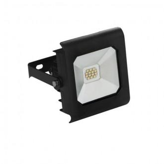 KANLUX 25703 | Antra Kanlux svetlomet svietidlo obdĺžnik otočné prvky 1x LED 750lm 4000K IP65 čierna