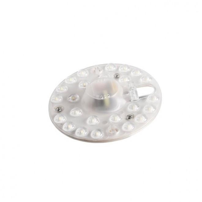 KANLUX 25730 | Kanlux-LM Kanlux LED modul svietidlo kruhový magnet 1x LED 1020lm 4000K biela