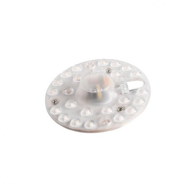 KANLUX 25732 | Kanlux-LM Kanlux LED modul svietidlo kruhový magnet 1x LED 1020lm 3000K biela