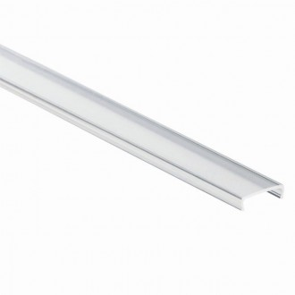 KANLUX 26583 | Kanlux-AP Kanlux tienidlo H - U - 2m - CLICK priesvitná