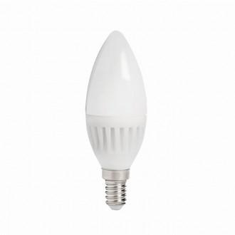 KANLUX 26761 | E14 8W -> 60W Kanlux sviečka C37 LED svetelný zdroj SMD 800lm 4000K 210°