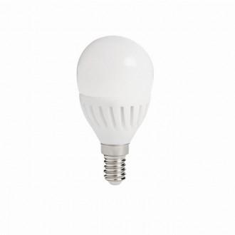 KANLUX 26763 | E14 8W -> 60W Kanlux malá guľa G45 LED svetelný zdroj SMD 800lm 4000K 210°
