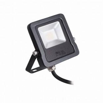 KANLUX 27090 | Antos-LED Kanlux svetlomet svietidlo otočné prvky 1x LED 800lm 4000K IP65 čierna