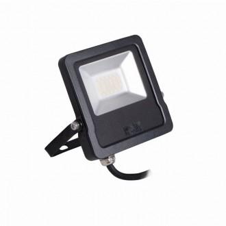 KANLUX 27091 | Antos-LED Kanlux svetlomet svietidlo otočné prvky 1x LED 1600lm 4000K IP65 čierna