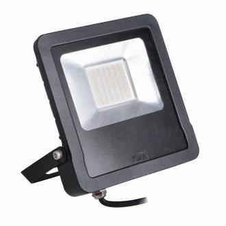 KANLUX 27093 | Antos-LED Kanlux svetlomet svietidlo otočné prvky 1x LED 4000lm 4000K IP65 čierna