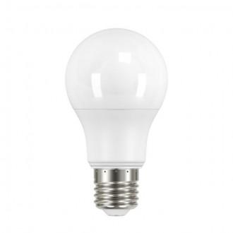 KANLUX 27287 | E27 8,5W -> 64W Kanlux normálne A60 LED svetelný zdroj IQ-LED DIM 880lm 6500K regulovateľná intenzita svetla 240° CRI>80