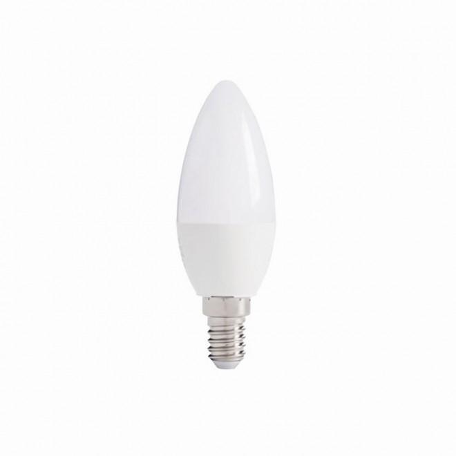 KANLUX 27294 | E14 5,5W -> 40W Kanlux sviečka C37 LED svetelný zdroj IQ-LED 470lm 2700K 280° CRI>80