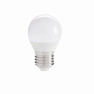 KANLUX 27304 | E27 5,5W -> 41W Kanlux malá guľa G45 LED svetelný zdroj IQ-LED 490lm 4000K 220° CRI>80