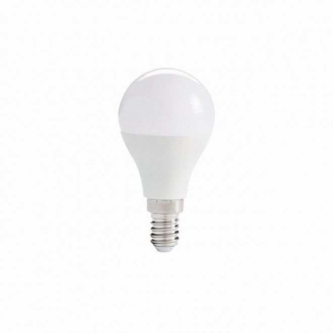 KANLUX 27306   E14 7,5W -> 60W Kanlux malá guľa G45 LED svetelný zdroj IQ-LED 810lm 2700K 200° CRI>80