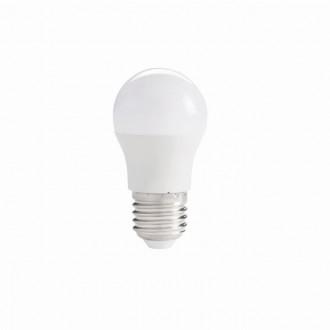 KANLUX 27309 | E27 7,5W -> 60W Kanlux malá guľa G45 LED svetelný zdroj IQ-LED 810lm 2700K 200° CRI>80