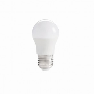 KANLUX 27310 | E27 7,5W -> 61W Kanlux malá guľa G45 LED svetelný zdroj IQ-LED 830lm 4000K 200° CRI>80
