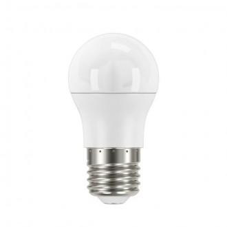 KANLUX 27311 | E27 7,5W -> 61W Kanlux malá guľa G45 LED svetelný zdroj IQ-LED 830lm 6500K 200° CRI>80