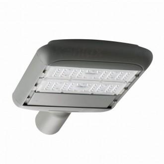 KANLUX 27331 | Street-LED Kanlux uličné / verejné osvetlenie svietidlo 1x LED 7800lm 4000K IP65 sivé