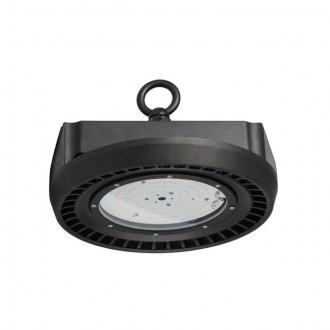 KANLUX 28530 | HB-Master-LED Kanlux LED osvetlenie haly svietidlo 1x LED 13000lm 4000K IP65 IK08 čierna