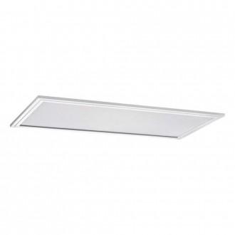 KANLUX 28551 | Bravo Kanlux sadrokartónový strop professional ultra SLIM LED panel - 5 ročná garancia obdĺžnik UGR <19 1x LED 3360lm 4000K biela