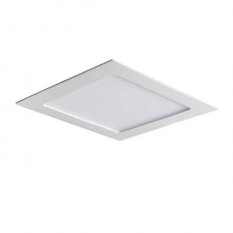 KANLUX 28941 | Katro Kanlux zabudovateľné LED panel štvorec 170x170mm 1x LED 720lm 3000K IP44/20 biela