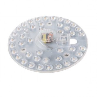 KANLUX 29302 | Kanlux-LM Kanlux LED modul svietidlo kruhový magnet 1x LED 1900lm 3000K biela