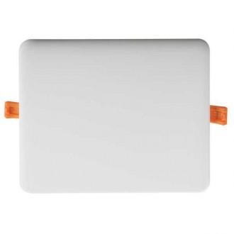 KANLUX 29594 | Arel Kanlux zabudovateľné ultra SLIM LED panel štvorec 186x186mm 1x LED 1710lm 4000K IP65/20 biela