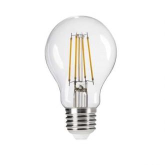 KANLUX 29600 | E27 4,5W -> 40W Kanlux normálne A60 LED svetelný zdroj filament 470lm 2700K 320° CRI>80