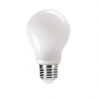 KANLUX 29614 | E27 8W -> 75W Kanlux normálne A60 LED svetelný zdroj filament 1055lm 6500K 320° CRI>80