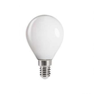 KANLUX 29627   E14 4,5W -> 40W Kanlux malá guľa G45 LED svetelný zdroj filament 470lm 4000K 320° CRI>80