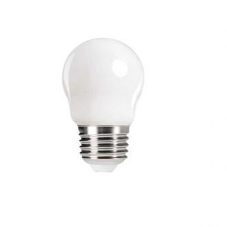 KANLUX 29631 | E27 4,5W -> 40W Kanlux malá guľa G45 LED svetelný zdroj filament 470lm 4000K 320° CRI>80