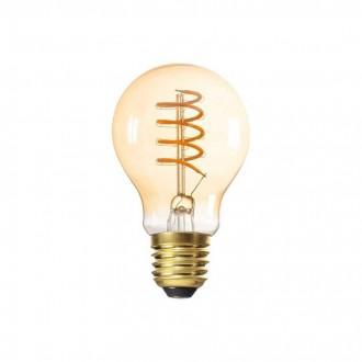 KANLUX 29642 | E27 5W -> 23W Kanlux normálne A60 LED svetelný zdroj super warm - filament 230lm 1800K 320° CRI>80