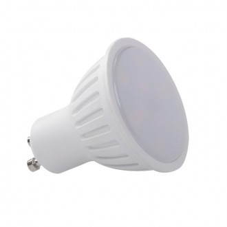 KANLUX 30194 | GU10 6W -> 39W Kanlux spot LED svetelný zdroj SMD 440lm 4000K 120°