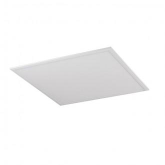 KANLUX 30221 | Barev Kanlux sadrokartónový strop LED panel štvorec 1x LED 3000lm 4000K biela