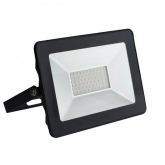 KANLUX 30352 | Grun Kanlux svetlomet svietidlo obdĺžnik otočné prvky 1x LED 2100lm 4000K IP65 čierna