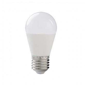 KANLUX 30444 | E27 8W -> 48W Kanlux malá guľa G45 LED svetelný zdroj SMD 600lm 3000K 210°