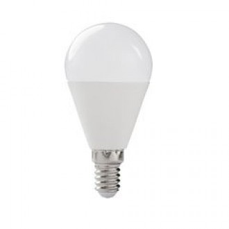 KANLUX 31038 | E14 8W -> 48W Kanlux malá guľa G45 LED svetelný zdroj SMD 600lm 3000K 210°