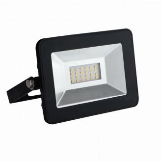 KANLUX 31070 | Grun Kanlux svetlomet svietidlo obdĺžnik otočné prvky 1x LED 700lm 4000K IP65 čierna