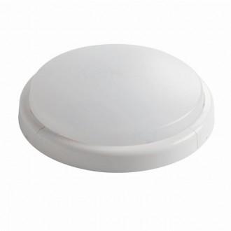 KANLUX 31091 | Duno Kanlux stenové, stropné svietidlo kruhový 1x LED 1280lm 4000K IK06 biela