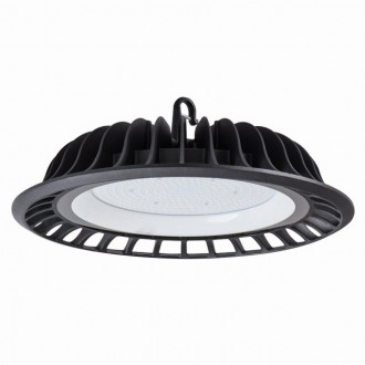 KANLUX 31114 | Hibo-LED Kanlux LED osvetlenie haly svietidlo 1x LED 18000lm 4000K IP65 čierna