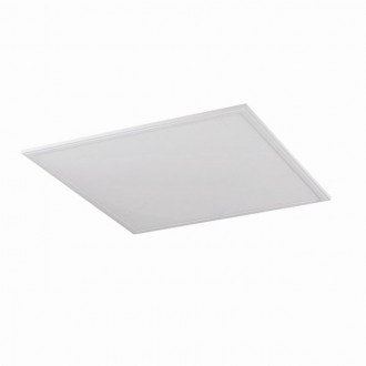 KANLUX 31132 | Barev Kanlux sadrokartónový strop LED panel štvorec 1x LED 3800lm 4000K biela