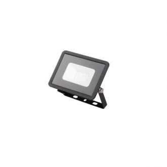 KANLUX 31150 | Grun Kanlux svetlomet svietidlo obdĺžnik otočné prvky 1x LED 700lm 4000K IP65 čierna