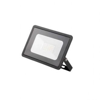 KANLUX 31151 | Grun Kanlux svetlomet svietidlo obdĺžnik otočné prvky 1x LED 1500lm 4000K IP65 čierna