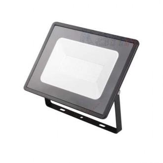 KANLUX 31153 | Grun Kanlux svetlomet svietidlo obdĺžnik otočné prvky 1x LED 3800lm 4000K IP65 čierna
