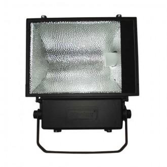 KANLUX 4011 | Avia-MTH Kanlux svetlomet svietidlo otočné prvky 1x E40 IP65 čierna, priesvitné
