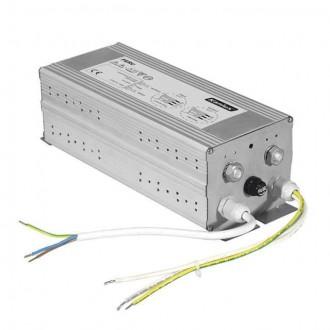 KANLUX 4781 | Kanlux elektronická stabilizačná jednotka 150W 1,8A induktívny štartér obdĺžnik metal halogén, sodík hliník