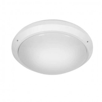 KANLUX 7015 | Marc Kanlux stenové, stropné svietidlo 1x E27 IP54 IK10 UV biela