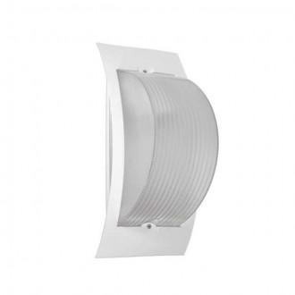 KANLUX 7025 | Turk Kanlux stenové, stropné svietidlo 1x E27 IP54 IK10 UV biela