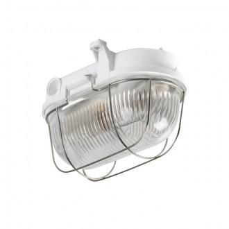 KANLUX 70524 | Hermi Kanlux stenové, stropné svietidlo 1x E27 IP54 IK06 sivé