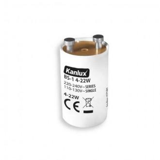 KANLUX 7180 | Kanlux štartér žiarivky 4-22W biela
