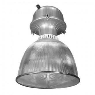 KANLUX 7860 | Euro-MTH Kanlux metal halogén pre osvetlenie haly svietidlo 1x E40 sivé